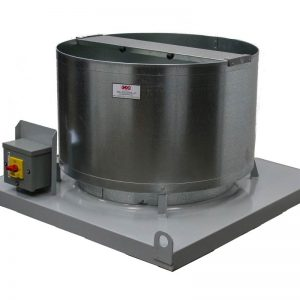 Direct Driven Industrial Roof Exhaust Fans