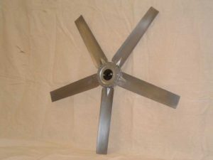 Industrial Axial Fan Blades Propellers