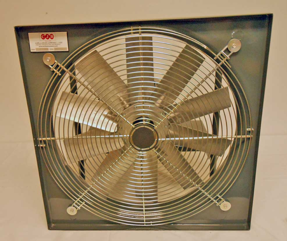 Explosion Proof Panel Fans Industrial