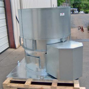 Hot Dipped Galvanized Roof Exhaust Fans