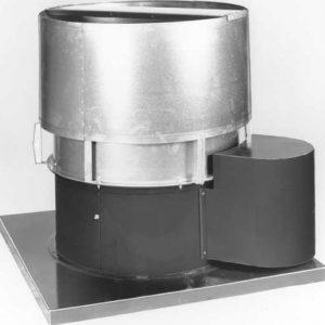 Model-BRV-Upblast-Roof-Exhaust-Fan-Belt-Driven