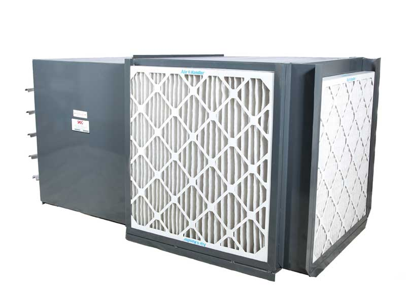 Filtered Wall Exhaust Fans