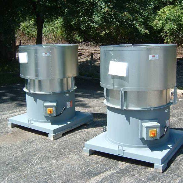 Industrial Roof Exhaust Fans Custom Built