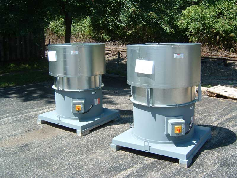 Model Drv Upblast Roof Exhaust Fan Direct Drive Carl