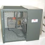 Intrinsically safe wall exhaust fans Explosion Proof