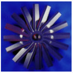 Stainless Steel Industrial Fan Propellers