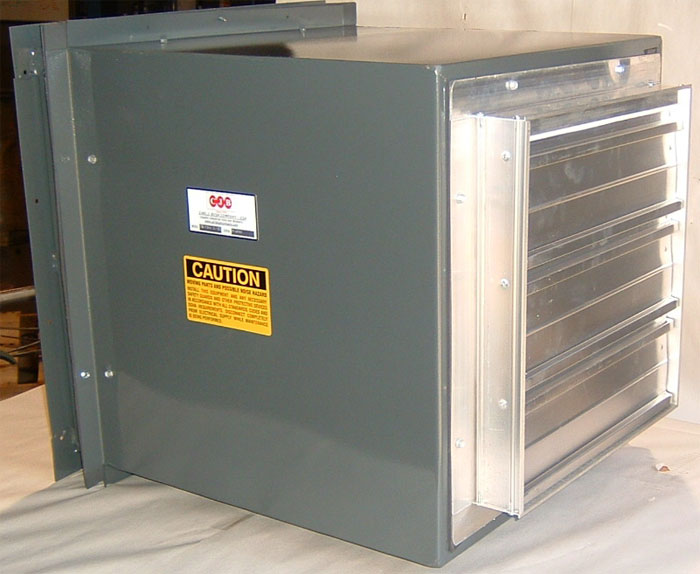 Paint Booth Wall Exhaust Fans - Carl J Bush Company