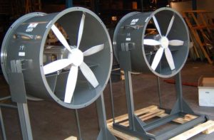 Portable Explosion Proof Man Cooling Fans