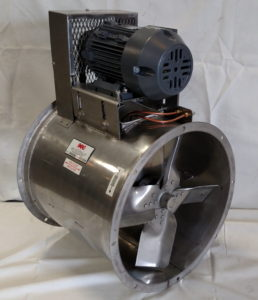 304 and 316 Stainless Steel Food Industry Fans