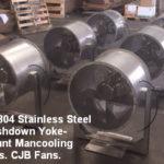 Stainless Steel Yoke Mount Master 7
