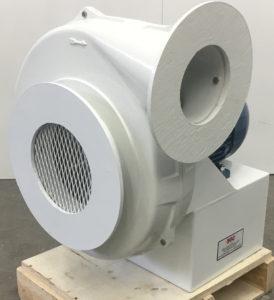 Epoxy Coated Cast Aluminum Pressure Blowers