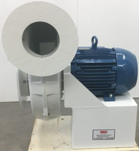 Epoxy Coated Explosion Proof High Pressure Blower.