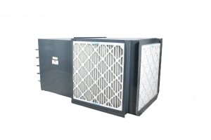 CUBE Filtered Wall Exhaust Paint Booth Fans