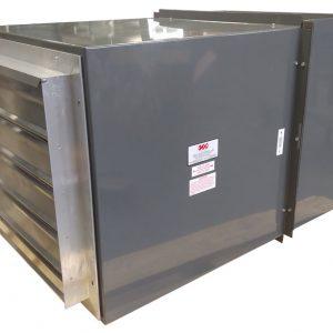Model CAF-920-3-HEPA Filtered Wall Fan 1