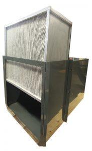 Model CAF-920-3-HEPA Filtered Wall Fan 3
